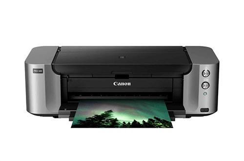 Canon Pixma Pro-100 Wireless Color