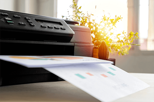 printing on cardstock at home