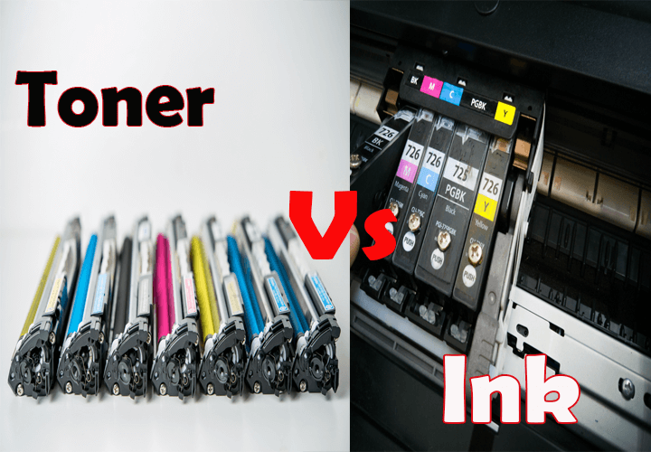 toner vs ink