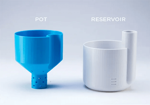 A Self-Watering Planter