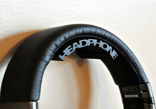 Headphone Rest