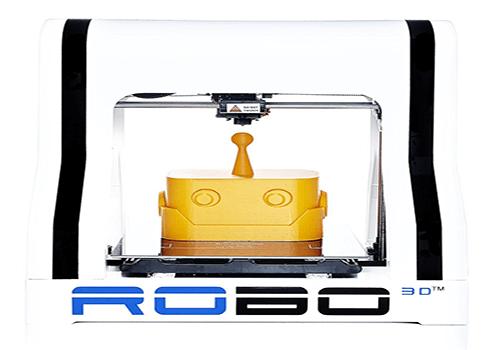 3. Robo R1+ - Best for Filament Versatility
