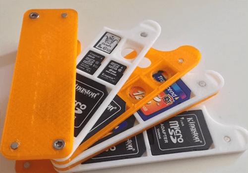 SD-MicroSD Holder