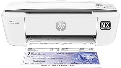 VersaCheck HP Deskjet 3755MX