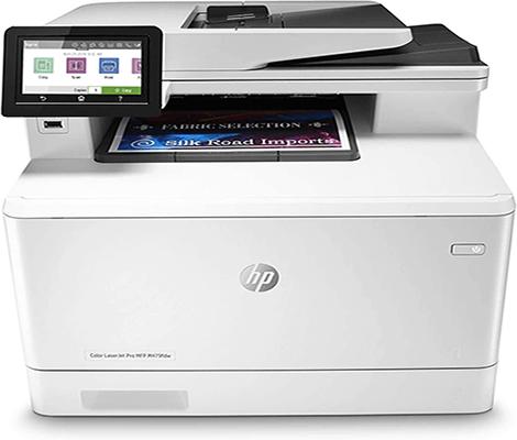 HP Color LaserJet Pro Multifunction M479fdw