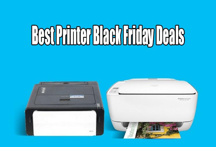 Best Printer Black Friday Deals in 2020