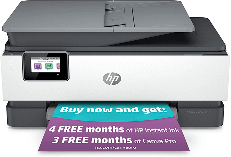 HP OfficeJet Pro 9015 Review [All-In-One Laser Printer]